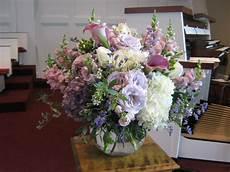 Wedding Ceremony Flowers Church
