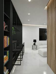 Modern And Stylish In White Interior Apartment