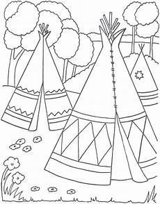 cowboys and indians coloring pages indian coloring pages