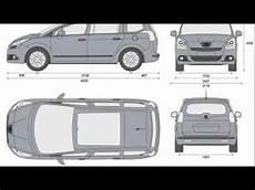 Peugeot 5008 Dimensions