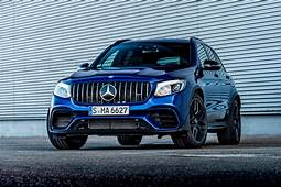 2019 Mercedes AMG GLC 63 SUV Review Trims Specs And