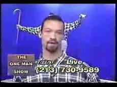 the one man rev x spirit of the one show beeyooootch