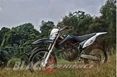 Modifikasi Klx Gordon by Modifikasi Yamaha Scorpio Trail Custom Nan Kekar