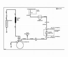 1989 nissan pathfinder wiring diagram i a 1989 nissan p u four cylinder engine a charging problem just changed the