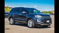 2017 ford explorer configurations 2017 ford explorer limited walkaround