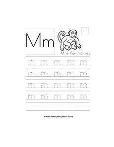 letter m handwriting worksheets 24300 letter m preschool printables preschool