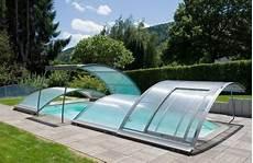 abri de piscine prix prix d un abri de piscine relevable 2020 travaux