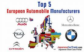 Top 5 European Automakers