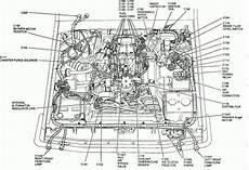 86 ford f 150 engine schematics 1986 ford f150 engine diagram automotive parts diagram images