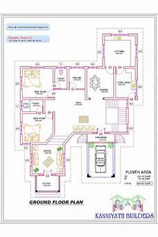 kerala house floor plans kerala home plan and elevation 2850 sq ft home appliance