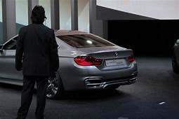 BMW 4 Series Coupe Concept Official Details And Live