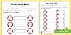 time duration worksheets ks2 2971 easter themed time worksheet worksheet made