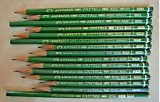 lot 15 vintage aw faber castell pencils 9000 germany hb h
