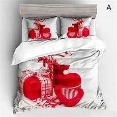 crective cozy bedding christmas theme 3d digital