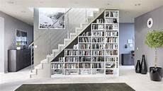 Das Regal Unter Der Treppe Deinschrank De Integriert