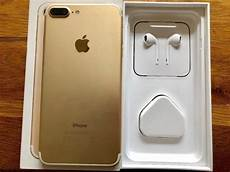 Iphone 7 Plus 128gb Gold Brand New Device Mint 100 Battery