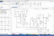 what is a free software for drawing electrical circuits