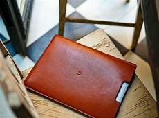 leather macbook air 13 quot sleeve by danny p 187 gadget flow