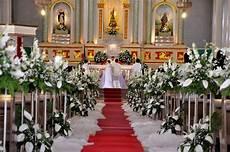 image result for catholic church wedding decorations