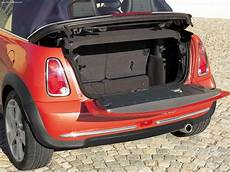 mini cooper convertible picture 89 of 116 boot trunk