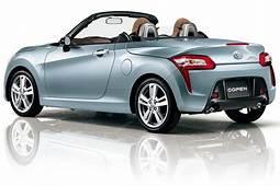 Daihatsu Reveals Production Ready 2015 Copen – Speed Carz