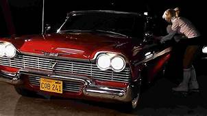 1958 Plymouth Fury Christine Stephen King  YouTube