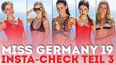 kandidatinnen check teil 3 miss germany 2019