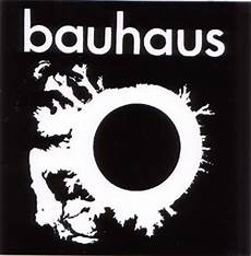 bauhaus angry young and poor