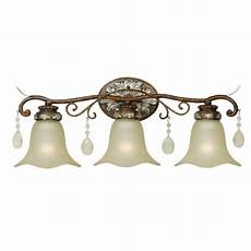 world imports 3 light oxide bronze with silver bath bar wi478360 the home depot