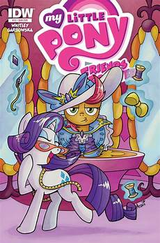 my pony friends forever 13 idw publishing