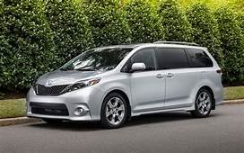2017 Toyota Sienna Family First  The Car Guide