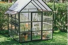 Serre De Jardin Comment La Construire Soi M 234 Me