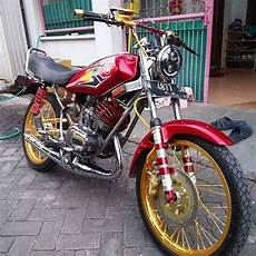 Rx King Modif Simple by Kumpulan Foto Motor Rx King Modifikasi Carauntukmembuat