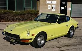1973 Datsun 240Z For Sale 2347773  Hemmings Motor News