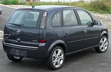 File Opel Meriva 1 7 Cdti Facelift Rear Jpg Wikimedia