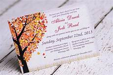 Wedding Invitations Cheap Canada cheap fall wedding invitations from canada empire