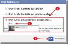 Messenger Deaktivieren - wie schalte ich den chat ein oder aus