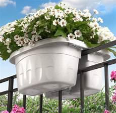 vasi da balcone vasi e fioriere fioriera doppia klunia da balcone con