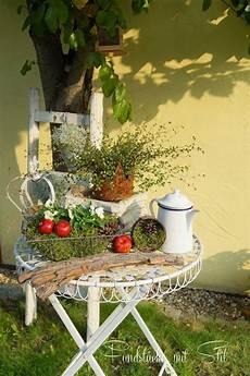 herbstdeko im garten suche herbst dekoration