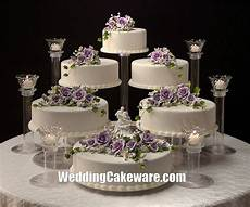 6 tier cascading wedding cake stand stands 6 tier candle stand set ebay