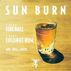 10 awesome fireball shots to try this weekend cocktails
