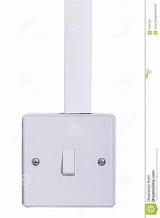 wall mounted light switch box light switch mounted white wall stock image image 47367261