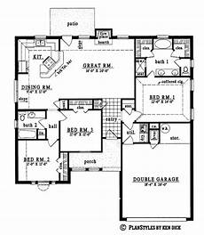 european style house plans european style house plan 3 beds 2 baths 1499 sq ft plan
