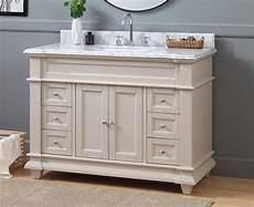 Bathroom Sink Cabinets Marble by 48 Quot Italian Carrara Marble Top Kerianne Bathroom Sink