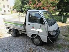 lot piaggio porter tipper truck