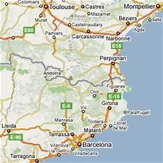 barcelone toulouse l autoroute barcelone toulouse pr 233 vue en 2020 marginalisera perpignan la clau