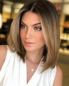 10 beautiful medium length hairstyles 2019 herinterest com