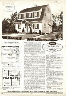 dutch colonial revival house plans sears priscilla 1925 3229 1926 p3229 1927 1928 c3229
