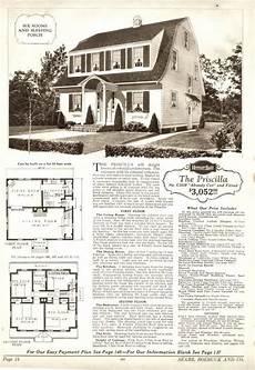 dutch colonial revival house plans sears priscilla 1925 3229 1926 p3229 1927 1928 c3229