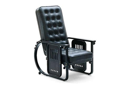 Poltrona Imbottita Reclinabile Sitzmaschine By Wittmann